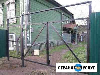 Сварочные работы Астрахань