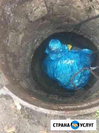 Прочистка промывка канализации Тверь