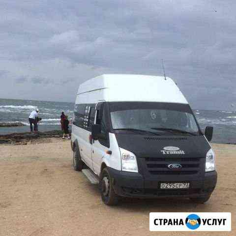 На море Грозный