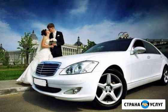 Украшение автомобилей на свадьбу. Прокат Краснотурьинск