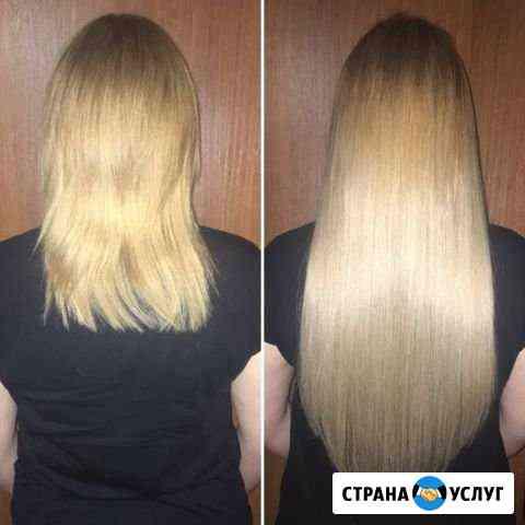 Наращивание волос, коррекция Иваново