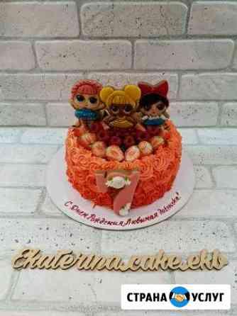 Натуральный домашние тортики, капкейки на заказ Екатеринбург
