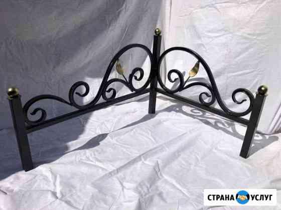 Оградки, ритуальные изделия Санкт-Петербург