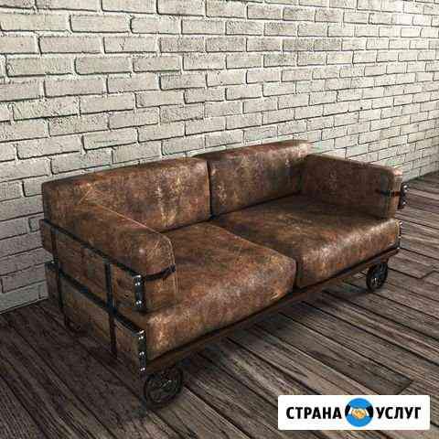 Изготовление мягкой мебели на заказ Тюмень