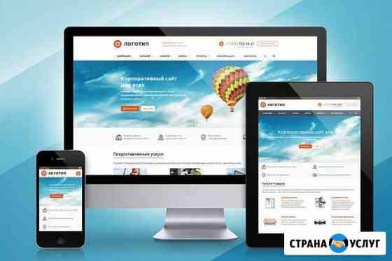 Создание и продвижение сайтов Черепаново