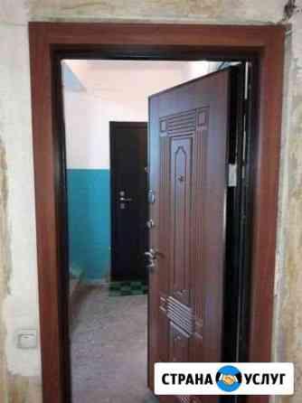 Установка входных дверей Петропавловск-Камчатский
