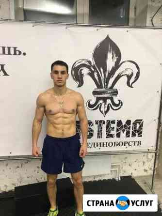 Тренер по боксу Новосибирск