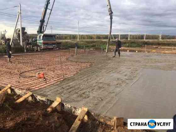 Продажа и доставка товарного бетона Иваново