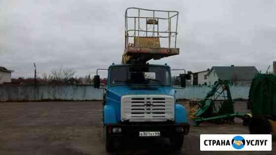 Услуги автовышки 17 м Псков