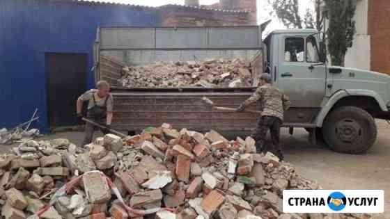 Вывоз мусора, благоустройство, разнорабочие Нижний Новгород