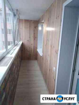 Балконы, лоджии, остекление и отделка Брянск