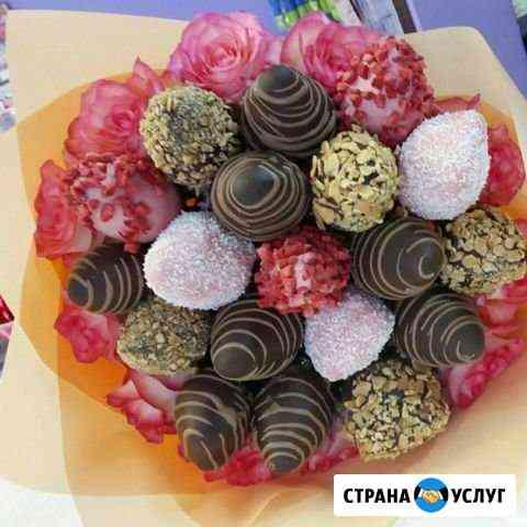 Клубника в шоколаде Самара