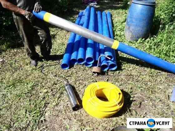 Бурение скважин на воду Иваново