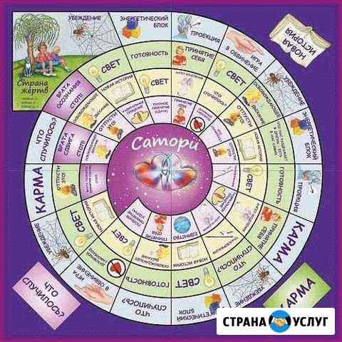 Трансформационная Игра Сатори Бердск