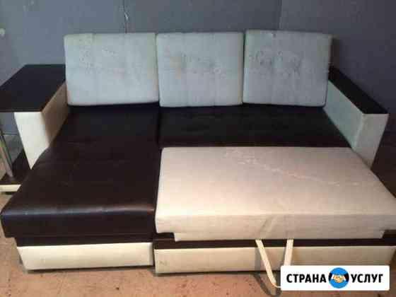 Перетяжка и ремонт мебели Архангельск