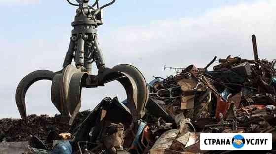 Вывоз металлолома Семикаракорск
