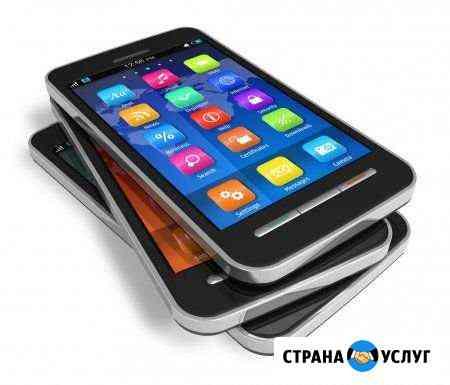 Разблокировка планшетов и телефонов Тольятти