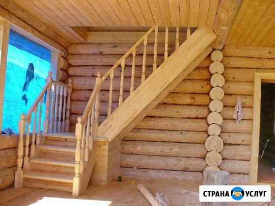Строительство домов. Плотницкие работы Белогорск