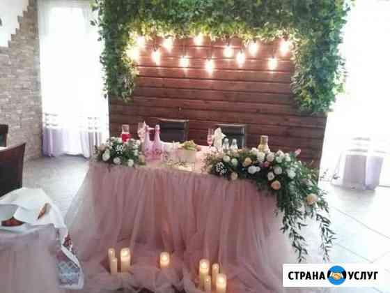 Оформление свадьбы / украшение свадеб Волгоград