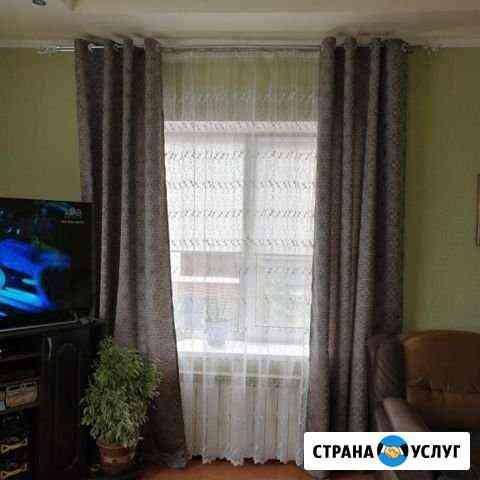 Пошив штор, красивых покрывал Каменск-Уральский