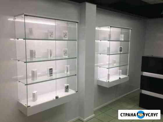 Изготовление торгового оборудования Псков