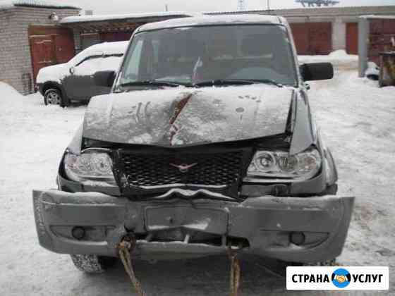 Ремонт автомобиля, пластик, кузов, окраска Северодвинск