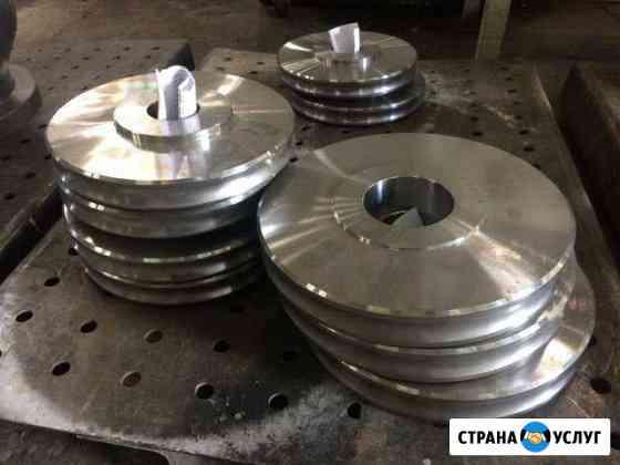 Металлообработка и изготовление стальных деталей Барнаул