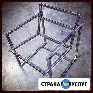 Металлоконструкции, мебель, сварка и столярка Казань