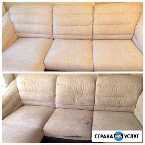 Химчистка мебели, ковров, матрасов, салона авто Екатеринбург