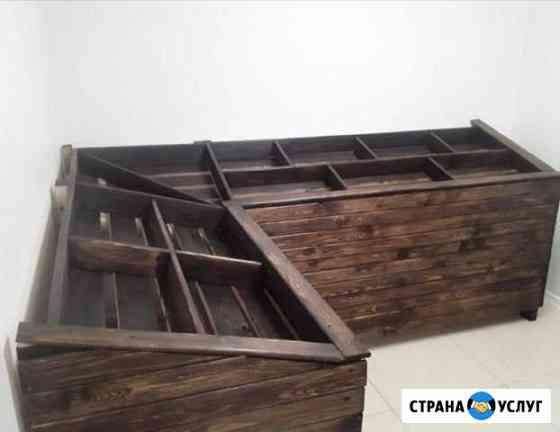 Изделия из дерева под заказ Краснодар