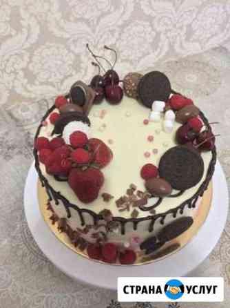 Пеку торт Элиста