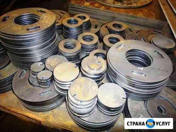 Плазменная и лазерная резка в Ульяновске Ульяновск