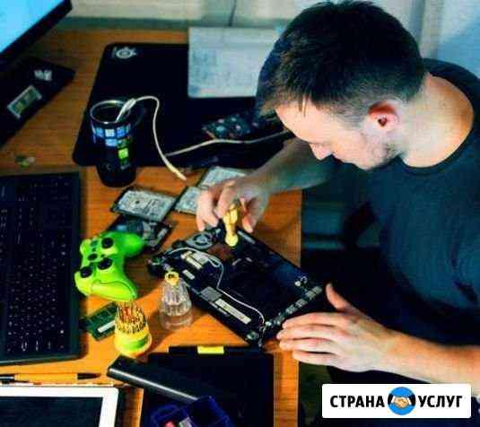 Ремонт компьютеров, ноутбуков.Компьютерный мастер Нижний Новгород