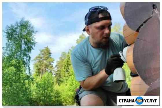 Установка видеонаблюдения. Камеры Ульяновск
