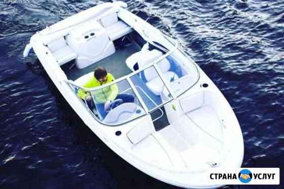 Аренда прокат катера Санкт-Петербург
