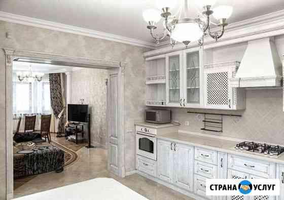 Кухонные гарнитуры от эконом- до VIP-класса Курск