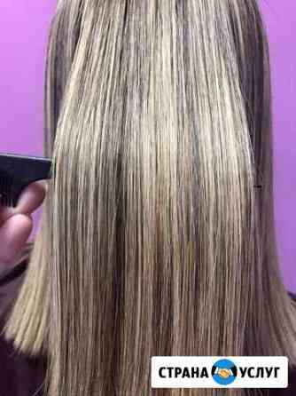 Кератиновое выпрямление волос Рубцовск