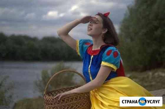 Аниматор на детский праздник Рязань