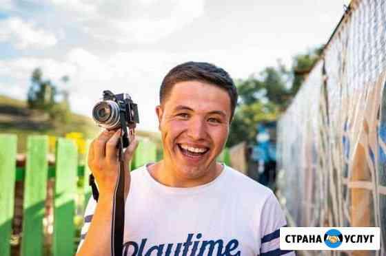 Фото/видеосъемка/свадебный Видеограф Уфа
