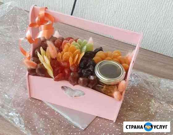 Тортики из сладостей Кемерово