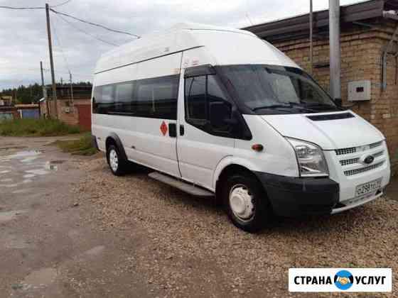 Аренда автобуса: Газель, Форд, Паз Вуктыл