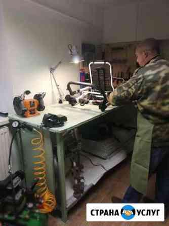Мастерская по ремонту детских колясок, запчасти Москва