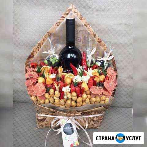 Мужской букет Рязань