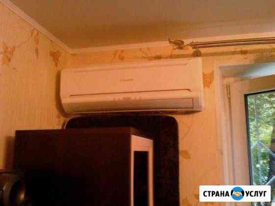 Монтаж кондиционеров и вентиляции Орёл