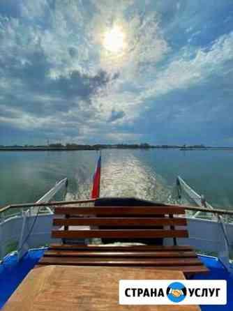 Прогулка на яхте Балтийск