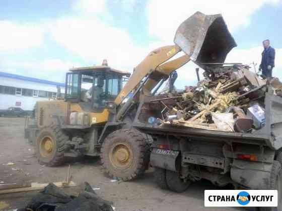 Вывоз мусора Орёл
