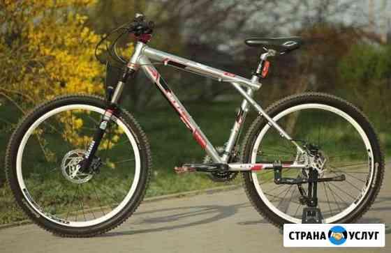 Ремонт велосипедов на Шолохова/Сельмаш Ростов-на-Дону