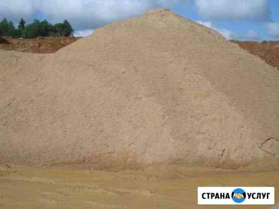 Грунт, песок, щебень, чернозем, торф Калининград