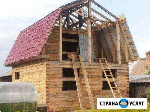 Строим из бруса Улан-Удэ