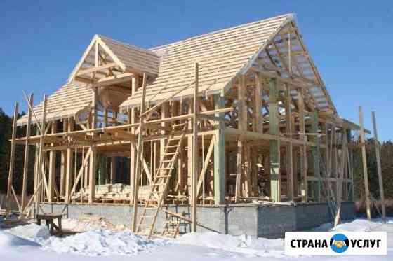 Услуги по ремонту и постройке домов Сортавала